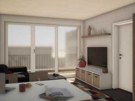 2-Zimmer-Whg in neu errichtetem Penthaus