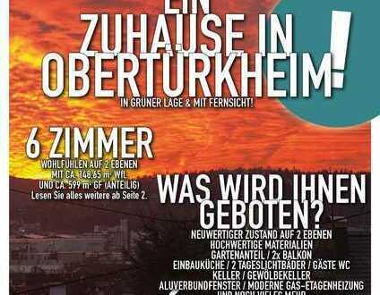 Ein Zuhause in Obertürkheim - Neuwertige Altbauwohnung auf zwei Etagen mit Fernsicht!