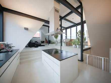 Exklusive Wohnung mit Sonne satt und Dachterrasse im Zentrum von Bondorf