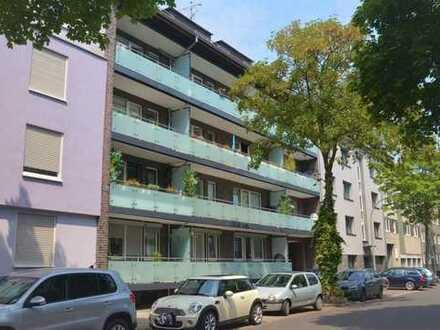 -PROVISIONSFREI- Vermietete Wohnung mit 2 Balkonen in Düsseldorf...