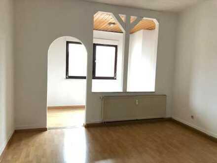 Renovierte 3,5-Zimmer-Wohnung mit EBK in bester Heilbronner Innenstadt-Lage