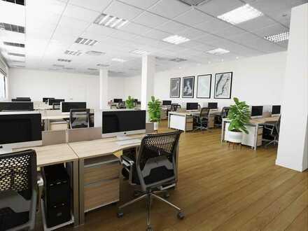 Großzügiges Büro mit Klimaanlage (KA-Durlach)