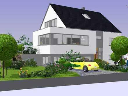 Attraktive Neubau-Wohnung in Herrenberg (Kernstadt)