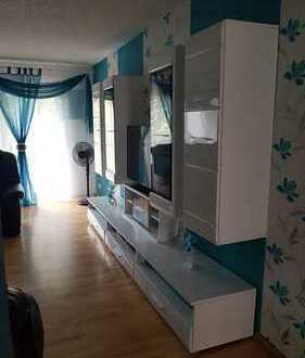 Freundliche 3-Zimmer-EG-Wohnung mit Balkon und EBK in Baden-Baden Haueneberstein