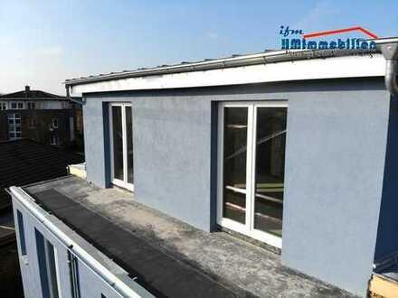 Penthouse - 3 Zimmer, 2. Obergeschoss, Einbauküche, Erstbezug, Brodaer Höhe