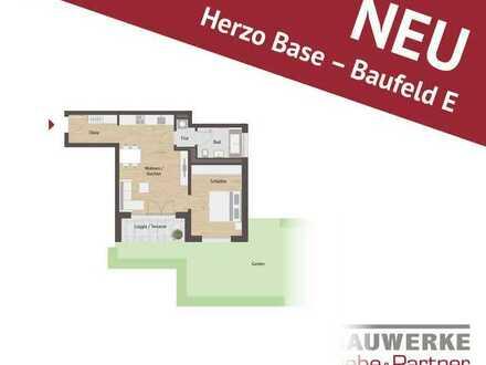 | 2-Zi-Gartenwhg.| BAUWERKE | BAUFELD E - LAUNCH | VERKAUFSSTART | SALES START | MOVE 2 WHAT MOVES U