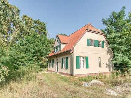 Heinze-Immobilien(IVD): Ruhig gelegenes Wochenendhaus zu vermieten
