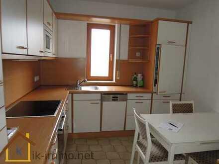 Sehr helle gepflegte 2-Zimmer-Wohnung in Nidderau-Ostheim