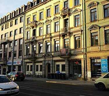 Geräumige 4-Zimmer-DG-Wohnung in Dresden-Neustadt - provisionsfrei