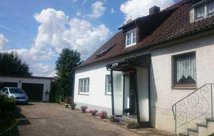 Schönes, geräumiges Haus mit drei Zimmern in Donau-Ries (Kreis), Niederschönenfeld