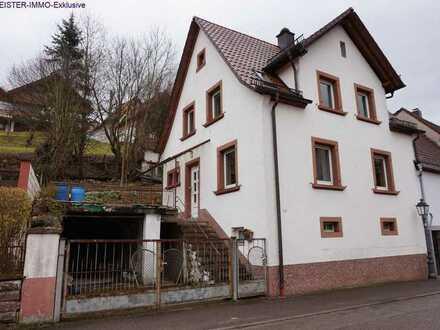 Gemütliches kleines renovierungsbedürftges Haus in ruhiger Lage