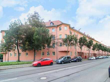 Gepflegt und zuverlässig vermietet: Attraktive 1-Zimmer-Wohnung in verkehrsgünstiger Lage
