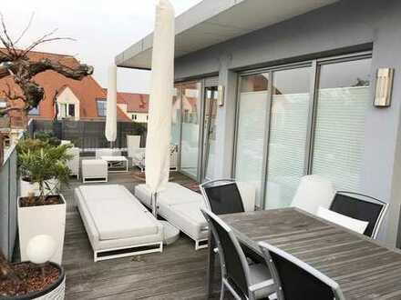 Über den Dächern Fürths - Exklusives Penthouse in bester Lage