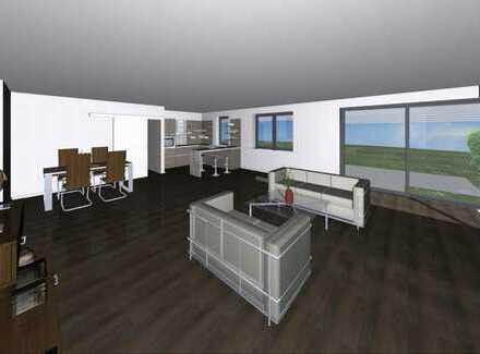 Erdgeschoss-Neubauwohnung für Einsteiger