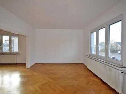 Charmante Repräsentanz! Gepflegte 3½-Raum-Wohnung mit Balkon und Garage mitten in Bredeney