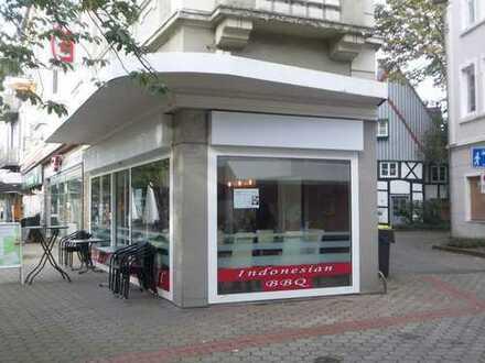 TOP ... Ladenlokal in der Fußgängerzone von Menden