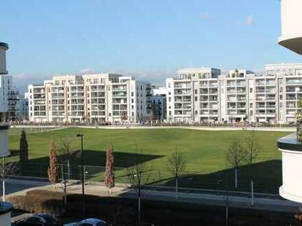 Europaviertel - Helle 3 Zimmerwohnung voll möbliert und mit Balkon