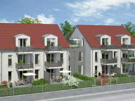 Exklusive 2-Zi-OG Wohnung Pfaffenhofen 62,09 qm, hell, ruhig, in kleiner Wohnanlage