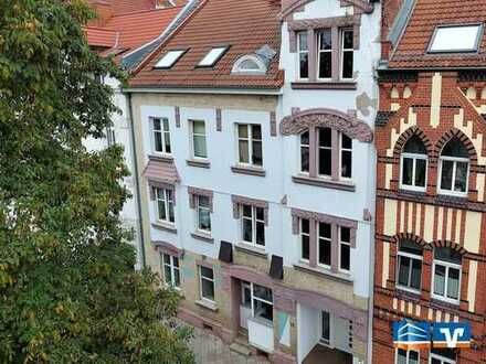 Gepflegtes 8-Familienhaus in thüringer Landeshauptstadt