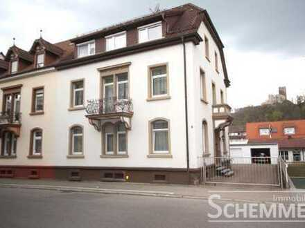 Waldkirch ++ Schöne 3-Zi-Altbau-Wohnung, 2009 kernsaniert
