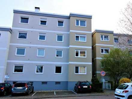 Top renovierte 4-ZKB-Erdgeschosswohnung in bevorzugter Wohnlage!