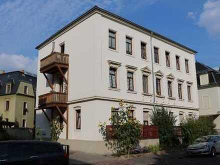2-Zimmer-Wohnung mit Balkon in Dresden-Übigau
