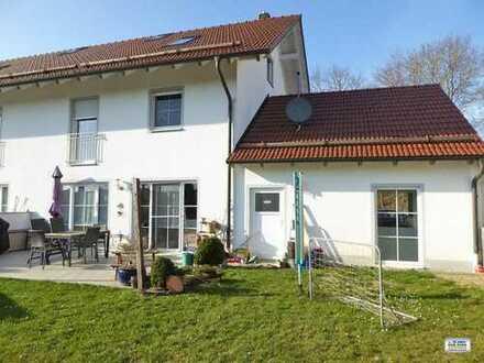 KAINZ-IMMO.DE - Gepflegte Doppelhaushälfte zur Miete in 84434 Kirchberg