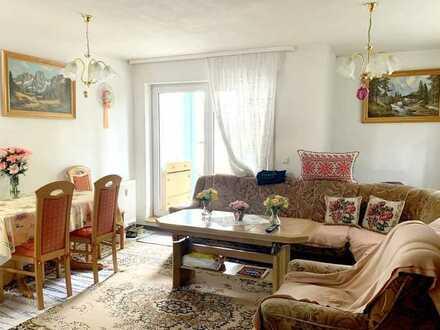 Vermietete 2-Zimmer-Erdgeschosswohnung in Uhingen