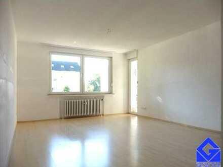 3-Zi. Erdgeschosswohnung mit Garage