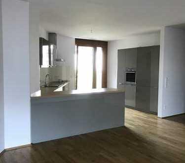 4-Zimmer Wohnung (Wohn-/Essbereich) zentral am Riedberg