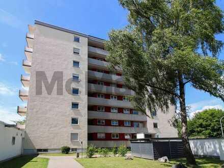 Wassernahes Wohnen mit 2 Balkonen: Ruhig gelegene 4-Zimmer-Wohnung mit Gestaltungspotenzial bei Ulm
