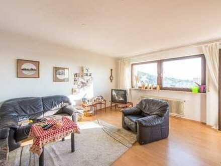 Gepflegte 3-Zimmer-Wohnung mit Balkon in Zwingenberg