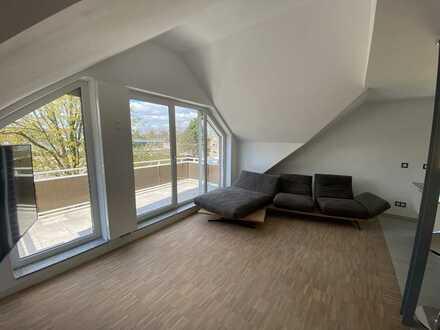 Erstbezug nach Sanierung: exklusive 3-Zimmer-Wohnung mit Einbauküche und Balkon in Herne