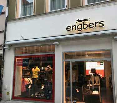 Laden in 1 A Lage Fußgängerzone Kaufbeuren