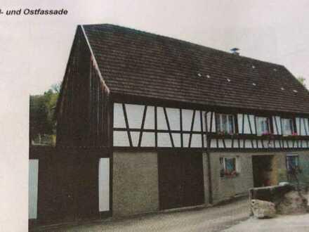 renovierungsbedürtige EG Wohnung in Horb Dießen