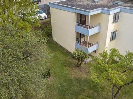 Neu renovierte, geräumige ein Zimmer Wohnung in Tübingen-Lustenau
