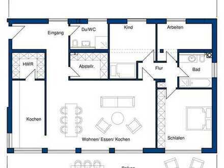 *letzte freie Wohnung!* 4-Zi.-WHG mit 2 Bäder, großem Balkon und Terrasse