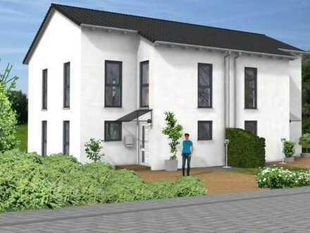 Doppelhaushälfte in Güntersen. Kfw55 Haus mit gehobener Ausstattung, jetzt noch mitplanen
