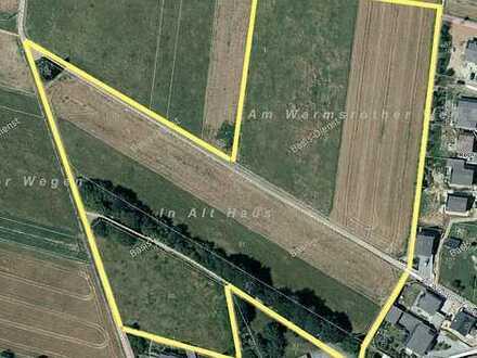 Neubaugebiet in 55442 Roth (Planungsphase) ca. 30 Grundstücke in üblicher Größe