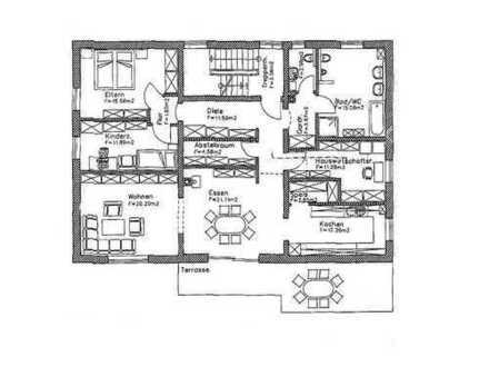 Zentrumsnahe Wohnung in Straubing