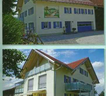 Neubau, sehr schöne Dachgeschosswohnung mit Bergblick