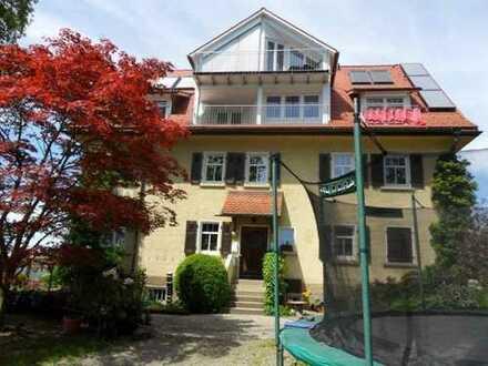 Exklusive, modernisierte 4,5 -Zimmer-Wohnung mit Balkon und EBK in Lindau (Bodensee)