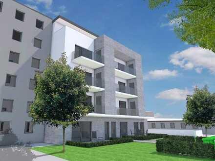 Lichtblicke - Baugrundstück mit Baugenehmigung für MFH mit 8 WE und 14 TG-Stellplätze