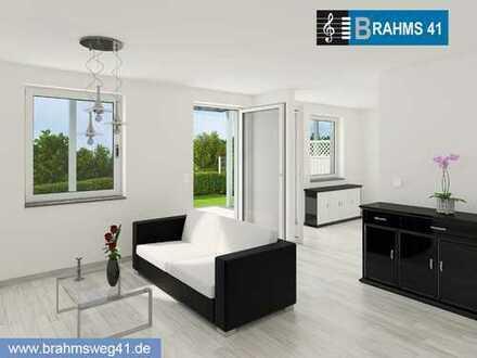 Komfort 3-Zi. Neubau mit Balkon