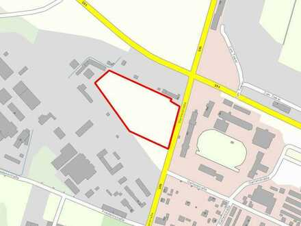 Gewerbegrundstück in Kamenz - TOP-Lage - Innenbereich!!! ca. 2,4ha VB 35€/m²