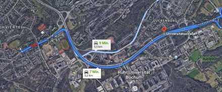 Direkte Nähe zur Ruhr-Uni! Gemütliche Doppelhaushälfte auf schönem Baugrundstück in Südlage!
