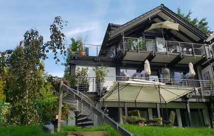 Exklusives Wohnen mit Flussambiente