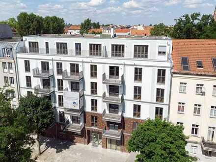 Hereinspaziert - Fertiges, kompaktes Neubau-Penthouse