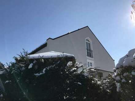 Nähe Europäische Schule - Modernes Stadthaus in Waldperlach