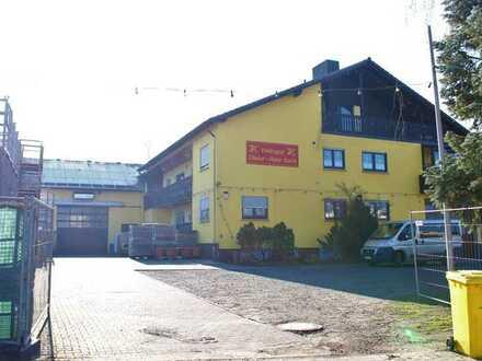 Seltene Gelegenheit Winzerhaus mit Gewerbehalle für Kapitalanleger oder Selbernutzer!!!!!!!!!!